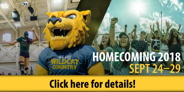 Homecoming 2018 September 24-29