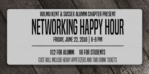 Networking Happy Hour, June 22, 6-8PM
