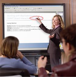 Av Support Interactive White Boards At Wilmington University