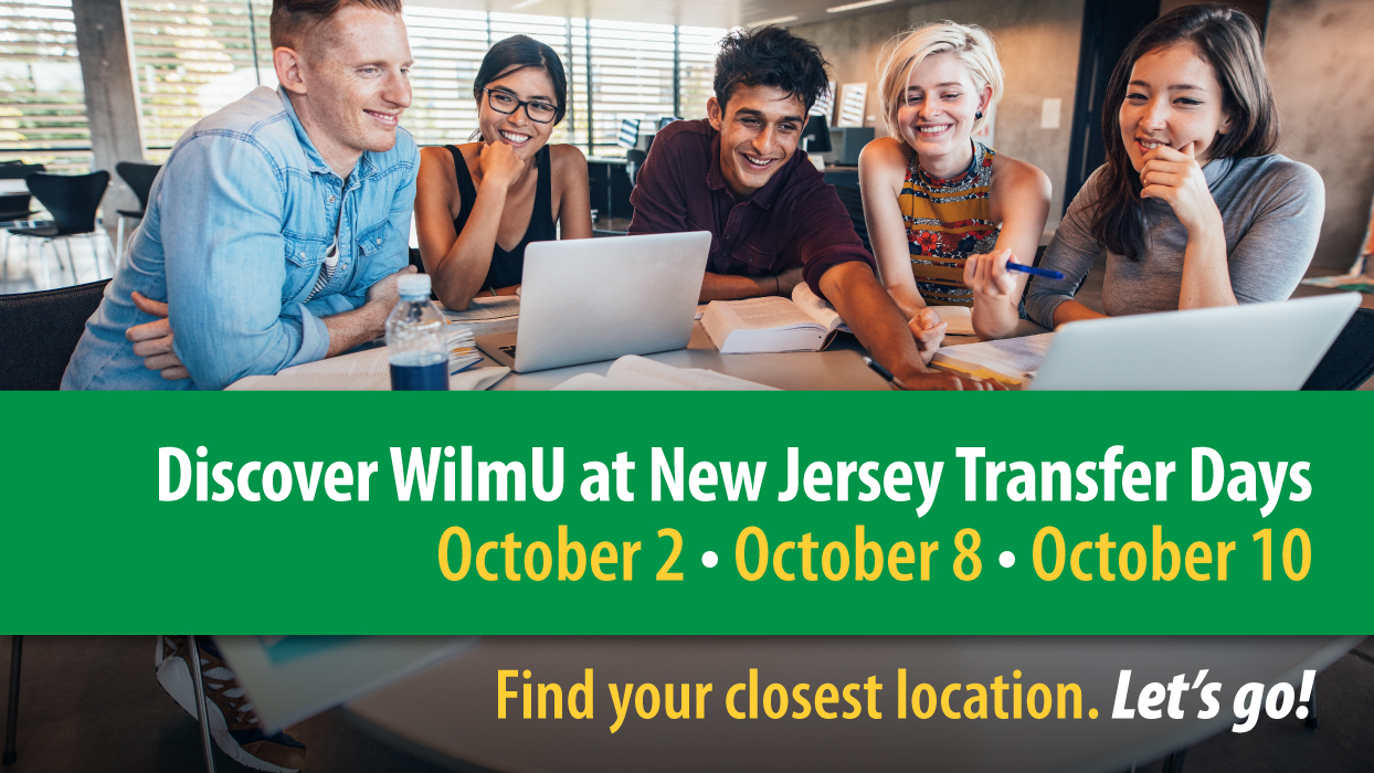Discover WilmU at New Jersey Transfer Day