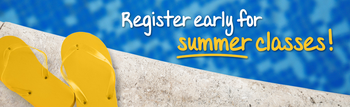 Early Summer Registrations Featured Image