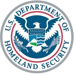 U.S. Department of Homeland Security Seal